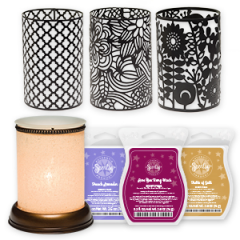The Class Act Scentsy Warmer Bundle
