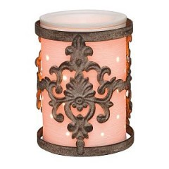 Scentsy Damask Warmer Wrap