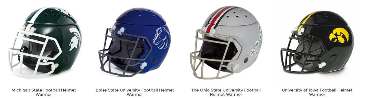 Scentsy College Helmet Warmers