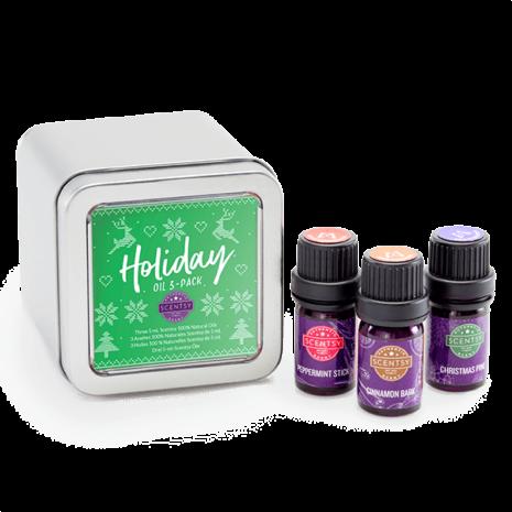 Scentsy Holiday Oils