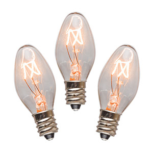 Scentsy 15 Watt Bulbs - 3 Pack