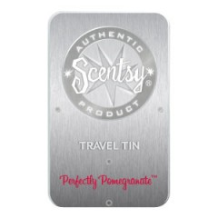Perfectly Pomegranate Travel Tin