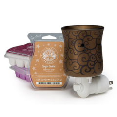 Scentsy Nightlight Warmer System