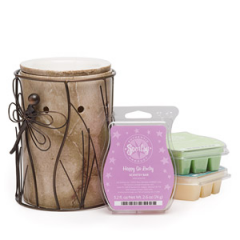 Scentsy Silhouette Warmer System