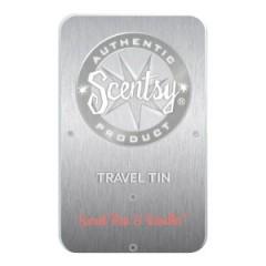 Sweet Pea Vanilla Travel Tin