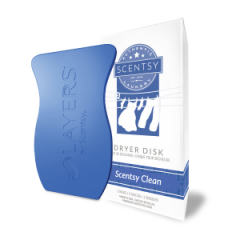Scentsy Clean Laundry Dryer Disk