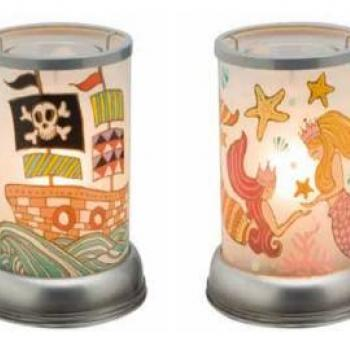 Adventures On The High Seas — Scentsy's New Warmers For Kids