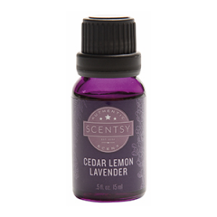 Scentsy Cedar Lemon Lavender 100% Natural Oil