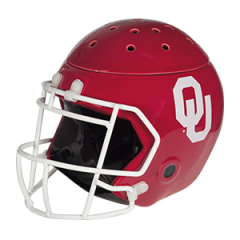 Oklahoma Sooners Scentsy Football Helmet Warmer