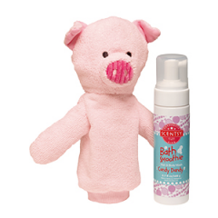 Scentsy Penny the Pig & Candy Dandy Scrubby Buddy