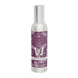 Tahitian Black Orchid Scentsy Room Spray