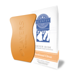 Sunkissed Citrus Dryer Disks