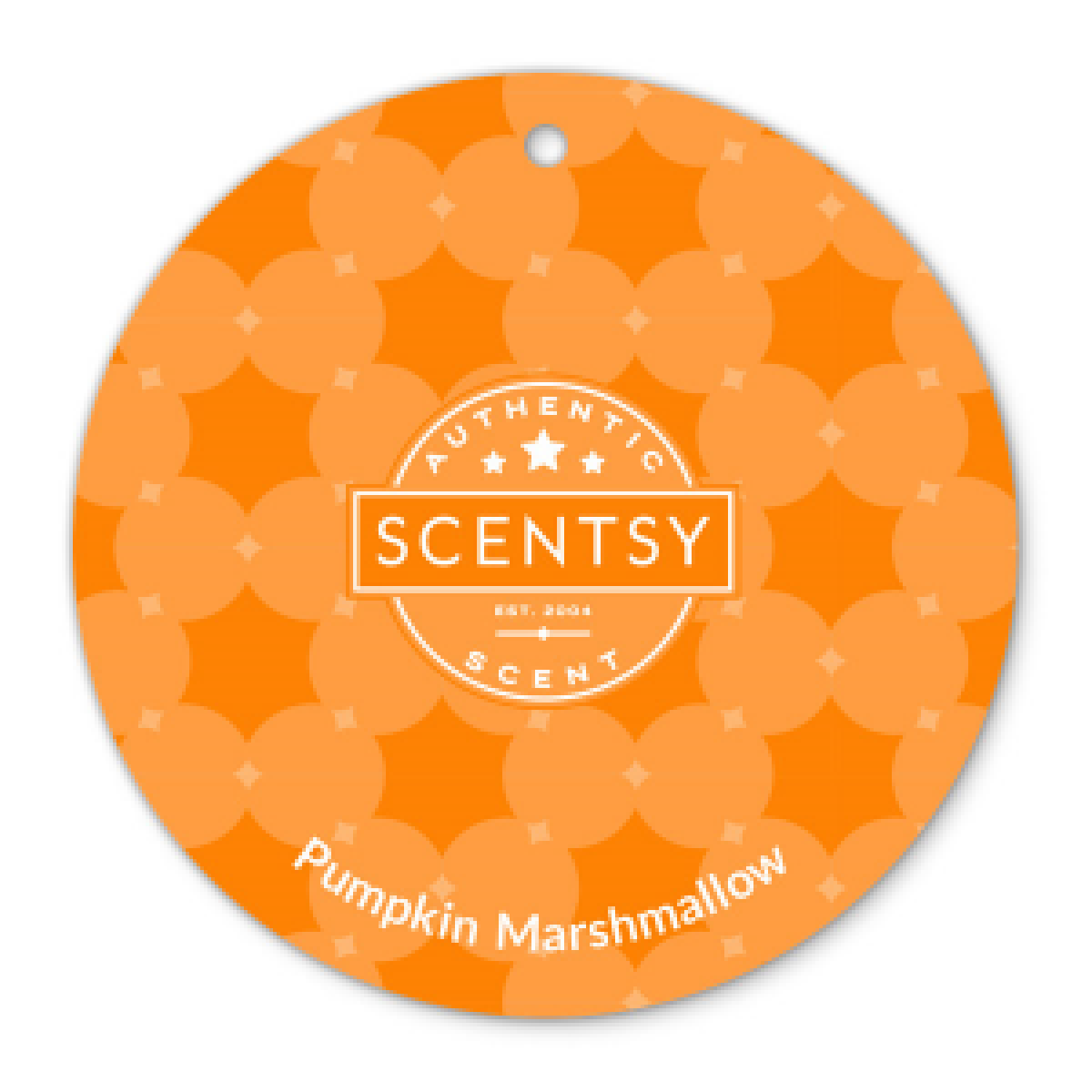Pumpkin Marshmallow Scent Circle Scentsy Online Store New Authentic Fragrance Products