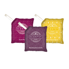 Scentsy Scent Pak 3 Pack
