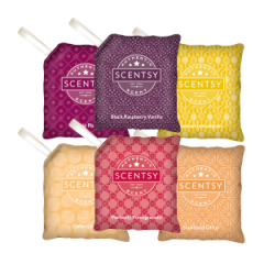 Scentsy Scent Pak 6 Pack