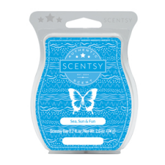 Sea Sun & Fun Scentsy Bar