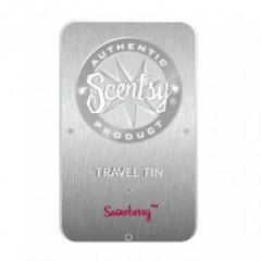 Snowberry Travel Tin