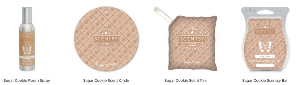 Sugar Cookie Scentsy