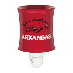 University of Arkansas Razorbacks Mini Scentsy Warmer