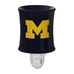 University of Michigan Wolverines Mini Scentsy Warmer