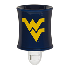 West Virginia University Mountaineers Mini Scentsy Warmer