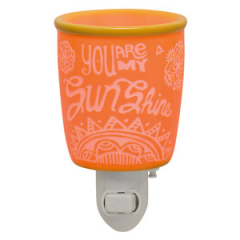 You are My Sunshine Scentsy Warmer