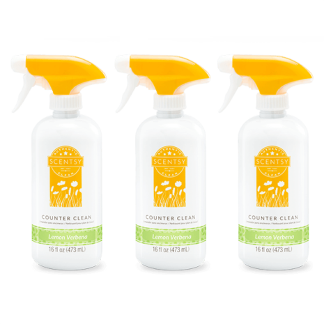 Scentsy Kitchen Counter Cleaner Pack of 3