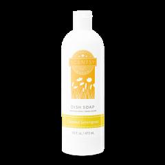 Scentsy Coconut Lemongrass Kitchen Dish Soap