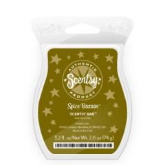 Spice Bazaar Scentsy Bar