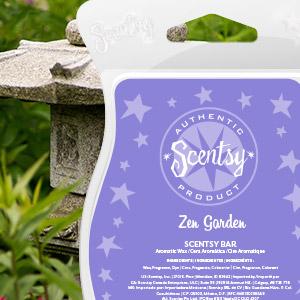 Zen Garden Scentsy Bar