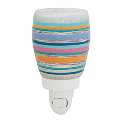 Ribbon Sunset Scentsy Nightlight Warmer