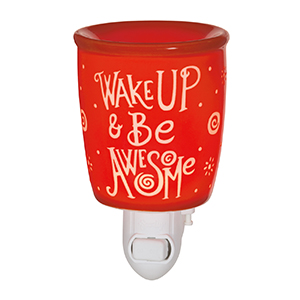 Scentsy Wake Up & Be Awesome Nightlight