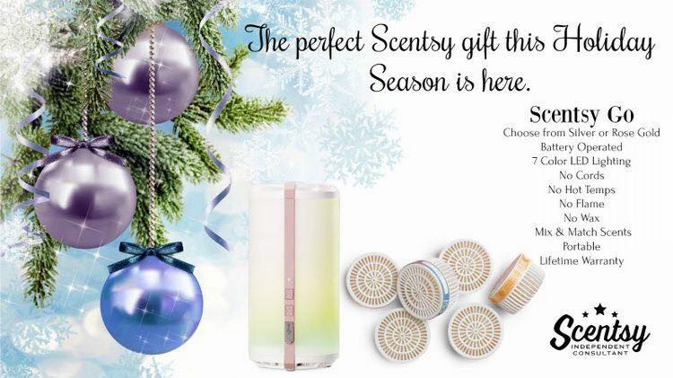 Christmas Scentsy Go