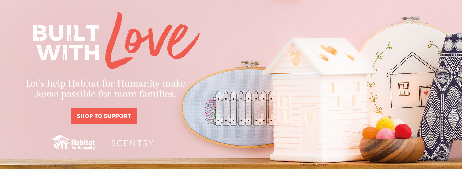 Habitat for Humanity Scentsy