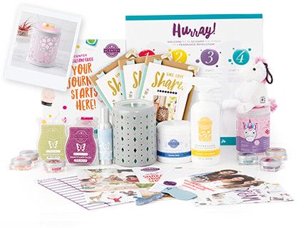 Join Scentsy in Texas
