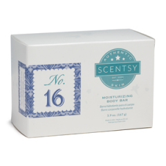 Scentsy Moisturizing Body Soap Bar #16