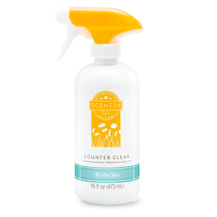 By the Sea Scentsy Counter Cleaner