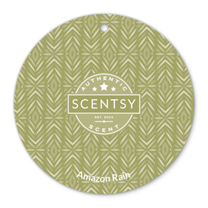 Scentsy Amazon Rain Scent Circle