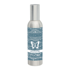 Mountain Sky Scentsy Fragrance Room Spray