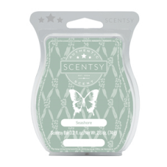 Seashore Scentsy Fragrance Bar