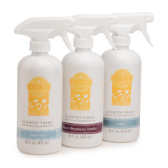 Scentsy Fresh 3 Pack of Sprays