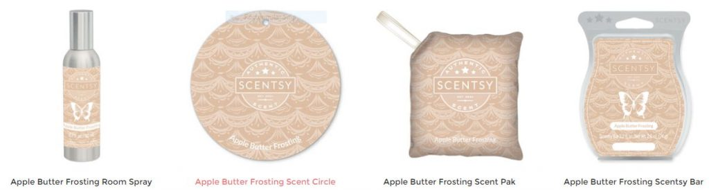 Apple Butter Frosting Scentsy