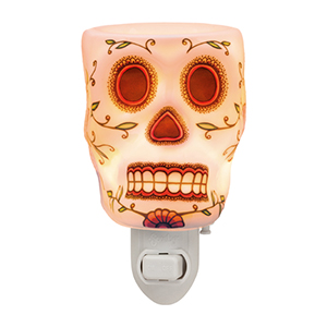 Calavera Nightlight Scentsy Warmer