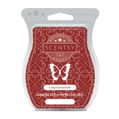Crisp Orchard Air Scentsy Bar