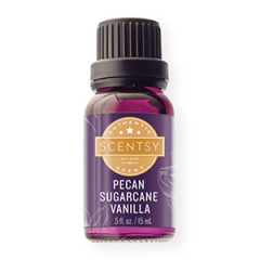 Pecan Sugarcane Vanilla 100% Natural Oil