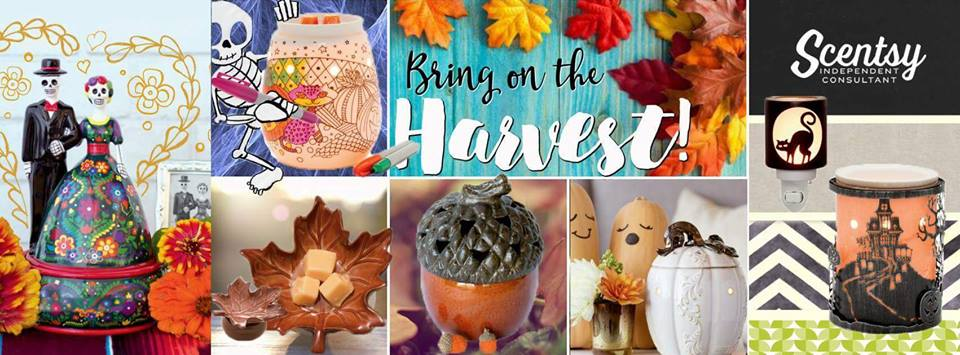 Shop Scentsy Harvest
