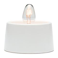 Tabletop Base Scentsy Glass Nightlight Warmer