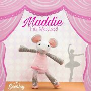 Maddie Mouse Scentsy Buddy