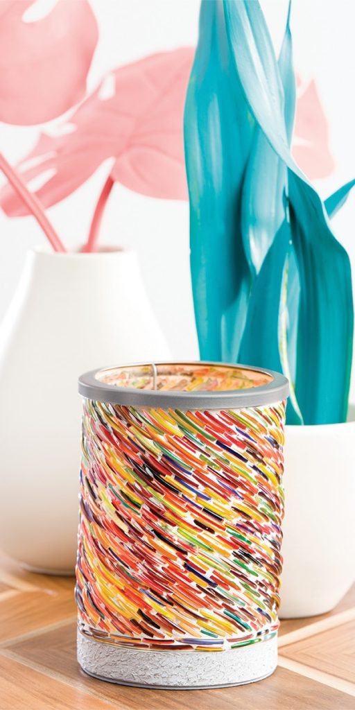 Colors Of The Rainbow Warmer Scentsy Go System