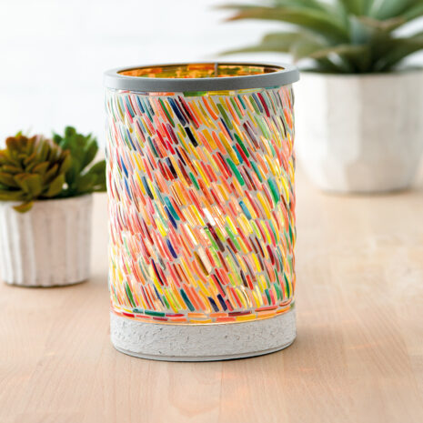 Colors of the rainbow Scentsy Warmer